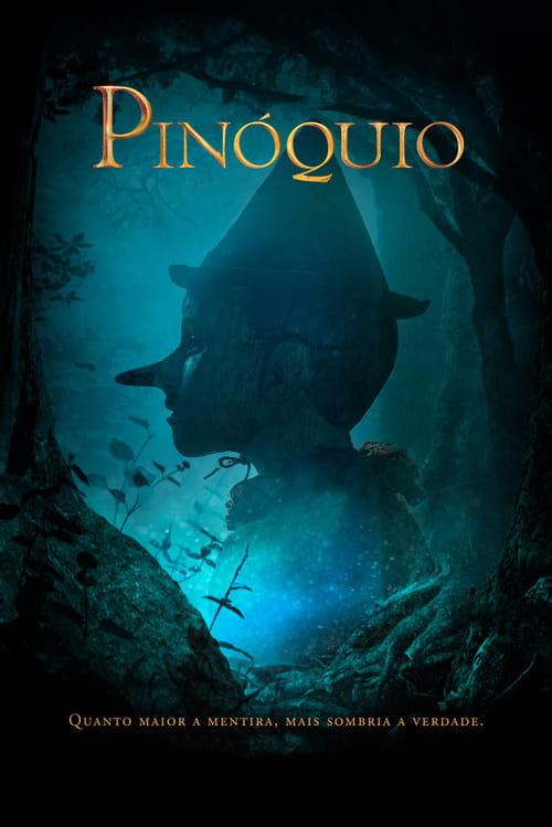 Pinóquio 2021 - Dual Áudio 5.1 / Dublado BluRay 1080p FULL HD