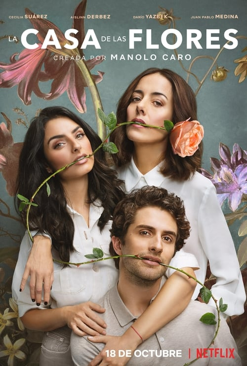 Cover of the Season 2 of The House of Flowers