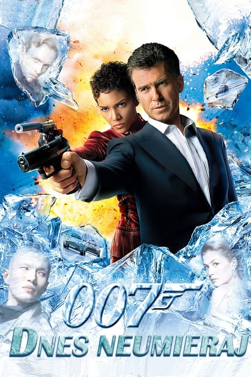 James Bond: Dnes neumieraj