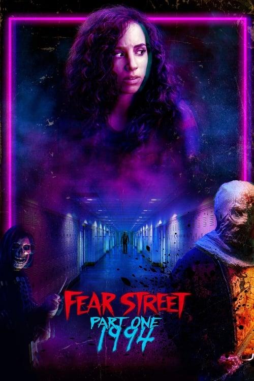 Fear Street: 1994 (2021) Poster