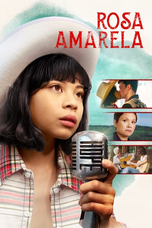 Rosa Amarela 2021 - Dual Áudio / Dublado WEB-DL 1080p