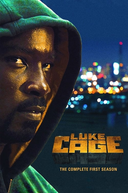 Cover of the Season 1 of Marvel's Luke Cage