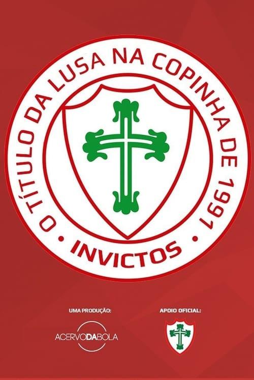 Invictus – O Título da Lusa na Copinha