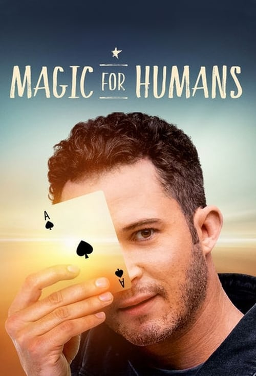 Cover of the Season 2 of Magic for Humans