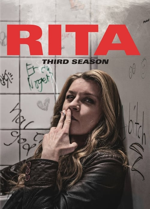 Cover of the Season 3 of Rita