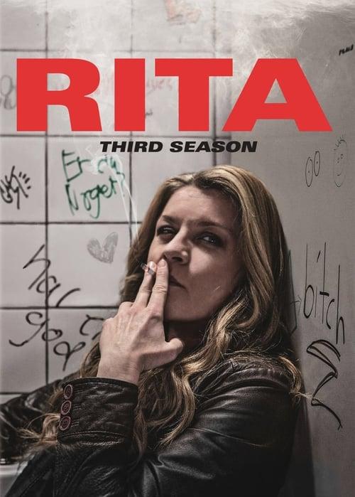 Cover of the Season 3 of Rita