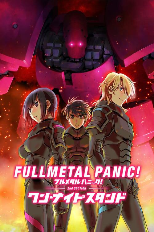 Full Metal Panic! Movie 2: One Night Stand