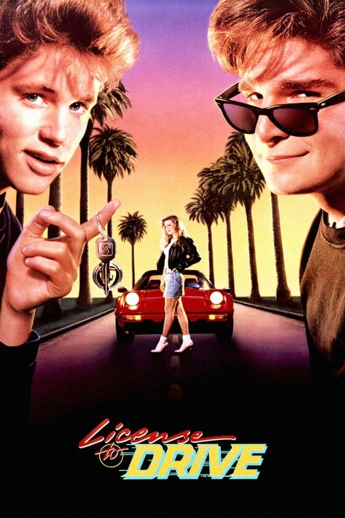 License to Drive (1988) Watch Full Movie Streaming Online