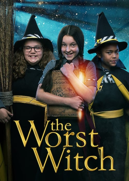 Cover of the Season 3 of The Worst Witch