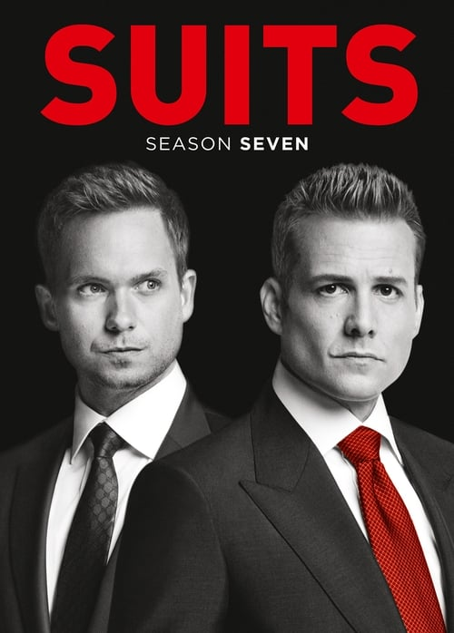 Cover of the Season 7 of Suits