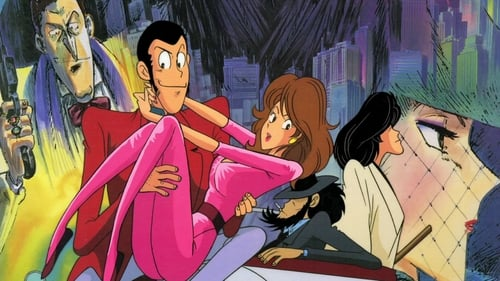 Lupin the Third: Bye Bye Liberty Crisis (1989)