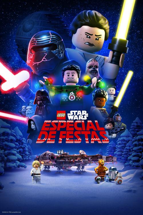 LEGO Star Wars: Especial de Festas 2020 - Dual Áudio / Dublado WEB-DL 720p