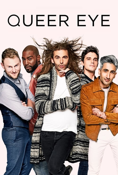 Cover of the Season 1 of Queer Eye