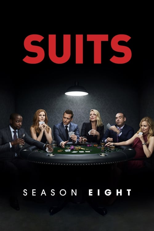 Cover of the Season 8 of Suits