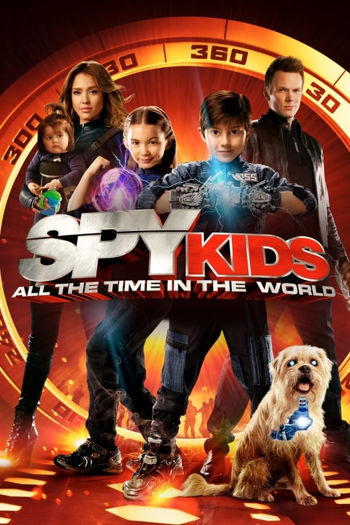 Spy Kids 4: Stroj času