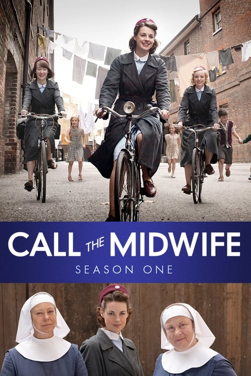 Cover of the Series 1 of Call the Midwife