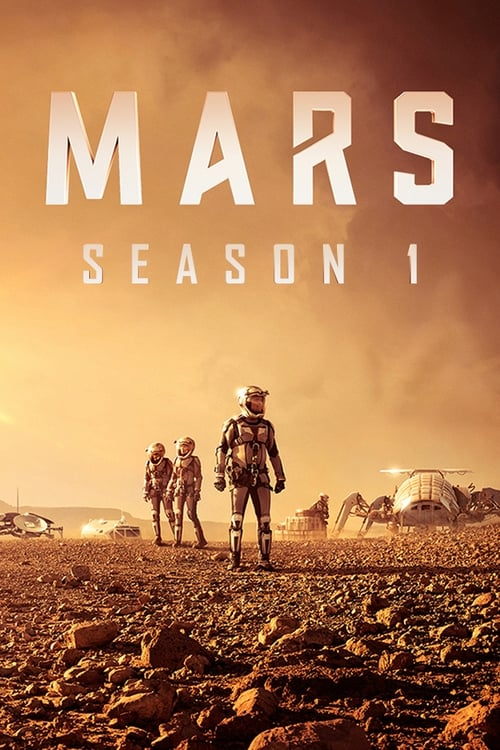Cover of the Season 1 of Mars