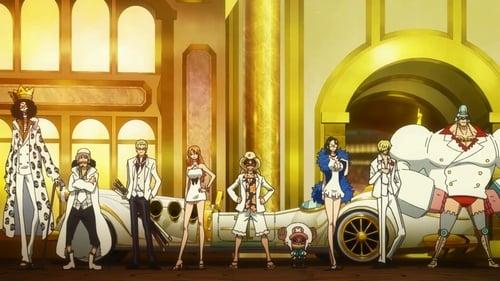 One Piece Film: GOLD (2016) Watch Full Movie Streaming Online