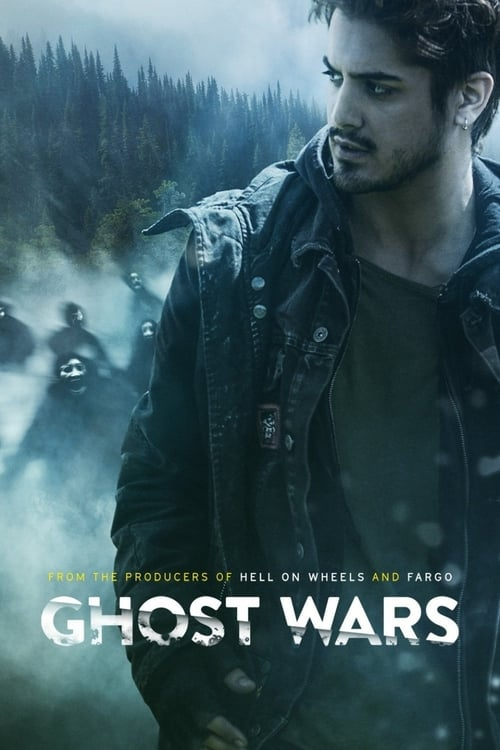 Cover of the Season 1 of Ghost Wars