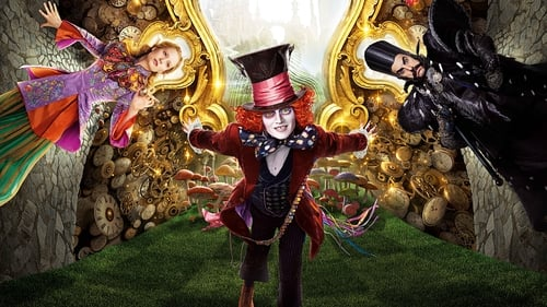 Alice Through the Looking Glass (2016) Watch Full Movie Streaming Online