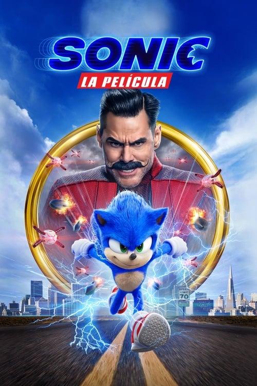 Sonic. La película (2020) Repelisplus Ver Ahora Películas Online Gratis Completas en Español y Latino HD