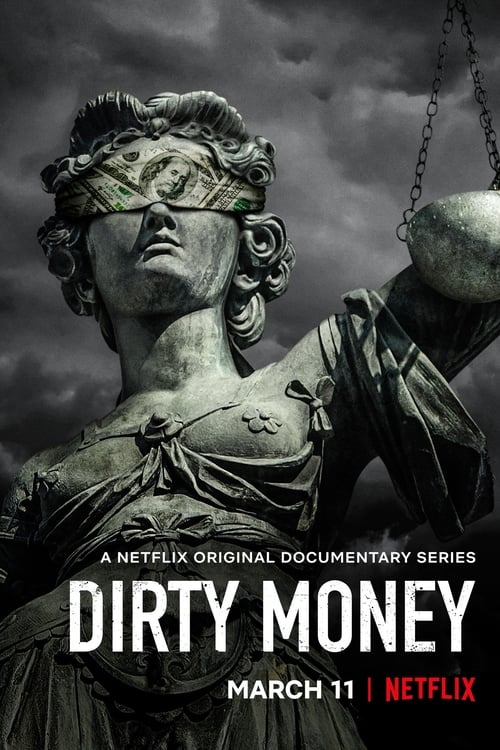 Cover of the Season 2 of Dirty Money