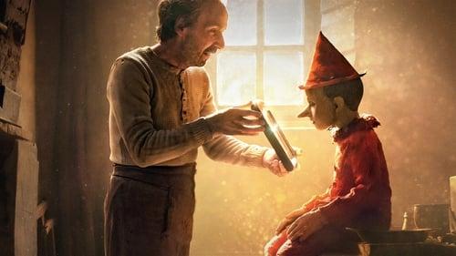 Pinocchio (2019) Watch Full Movie Streaming Online