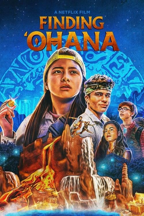 Em busca de 'Ohana 2021 - Dual Áudio 5.1 / Dublado WEB-DL 1080p FULL HD