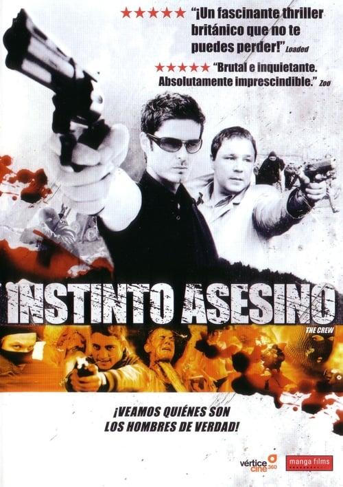 Instinto asesino (2008) PelículA CompletA 1080p en LATINO espanol Latino