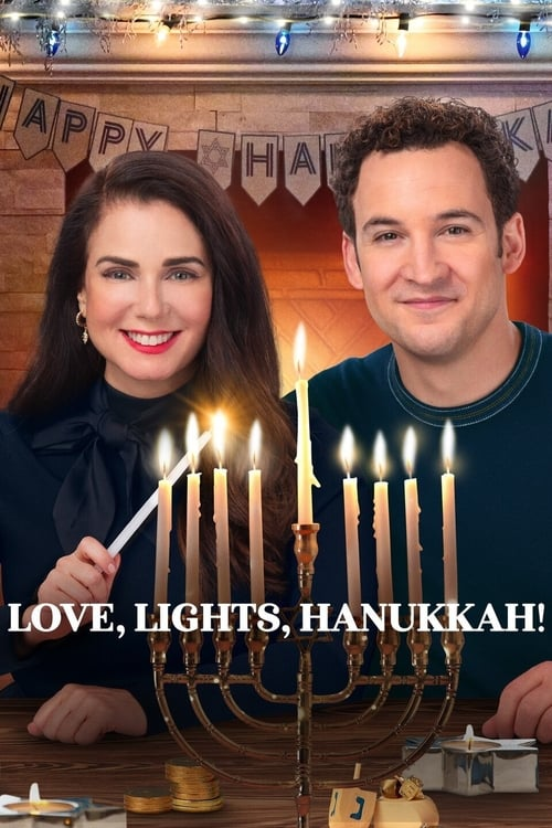 Love, Lights, Hanukkah!
