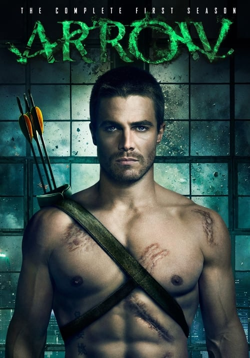 Cover of the Season 1 of Arrow