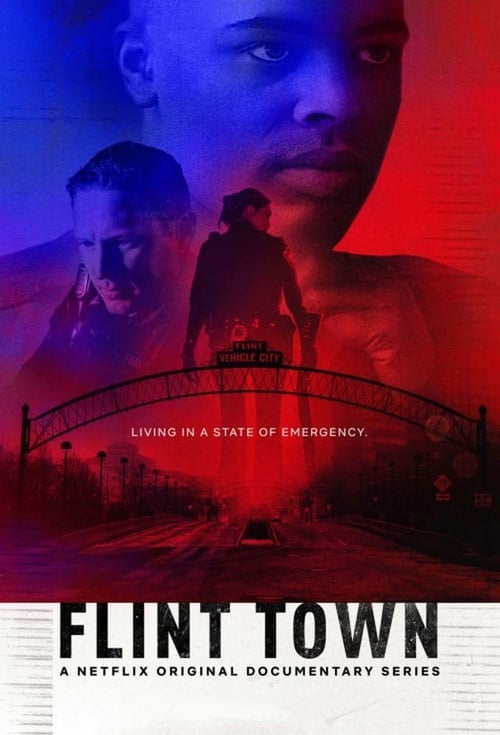 Cover of the Season 1 of Flint Town