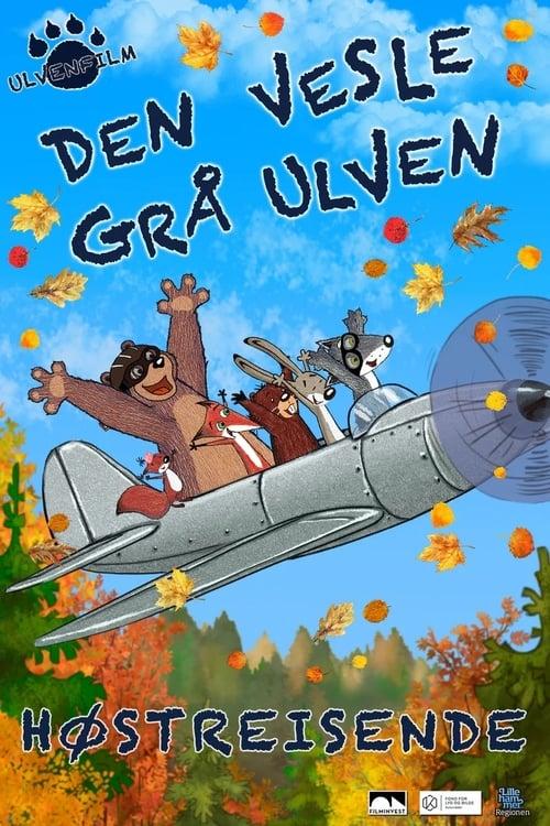 Little Grey Wolfy - Fall Travelers