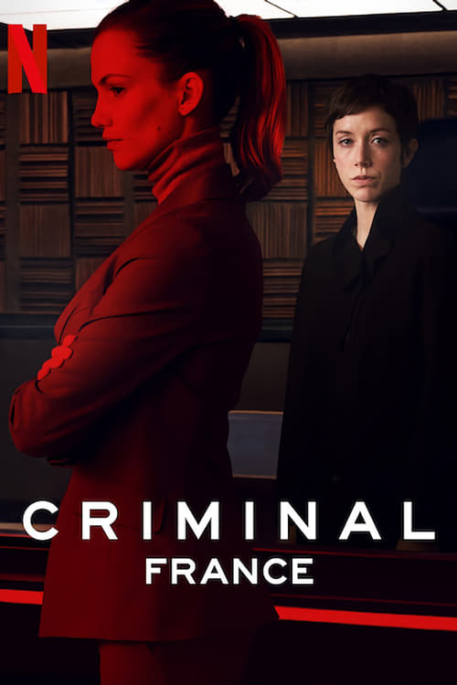 Cover of the Season 1 of Criminal: France