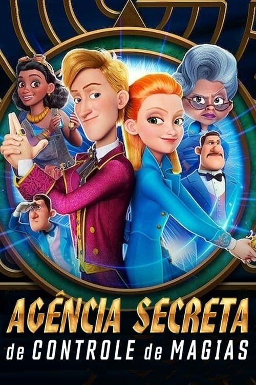 Agencia Secreta de Control Mágico (2021) Repelisplus Ver Ahora Películas Online Gratis Completas en Español y Latino HD