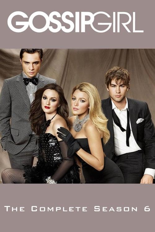 Cover of the Season 6 of Gossip Girl
