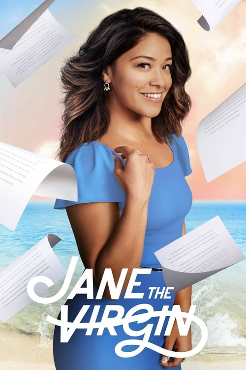 Cover of the Season 5 of Jane the Virgin