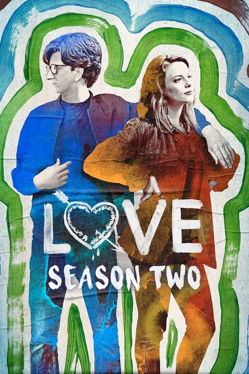 Cover of the Season 2 of Love