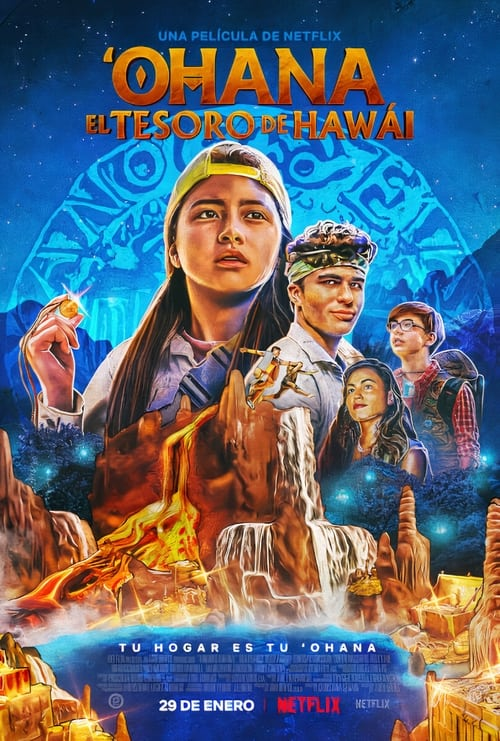 'Ohana: El tesoro de Hawái (2021) Repelisplus Ver Ahora Películas Online Gratis Completas en Español y Latino HD
