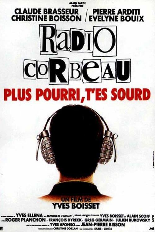 Radio Corbeau - 1989