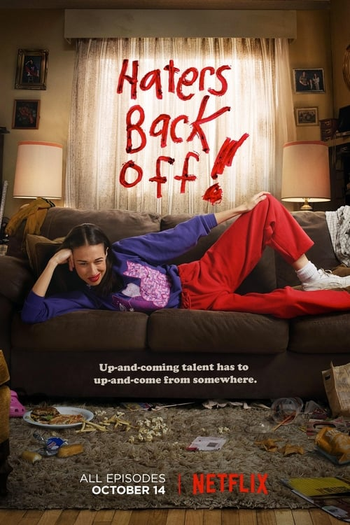 Cover of the Season 1 of Haters Back Off