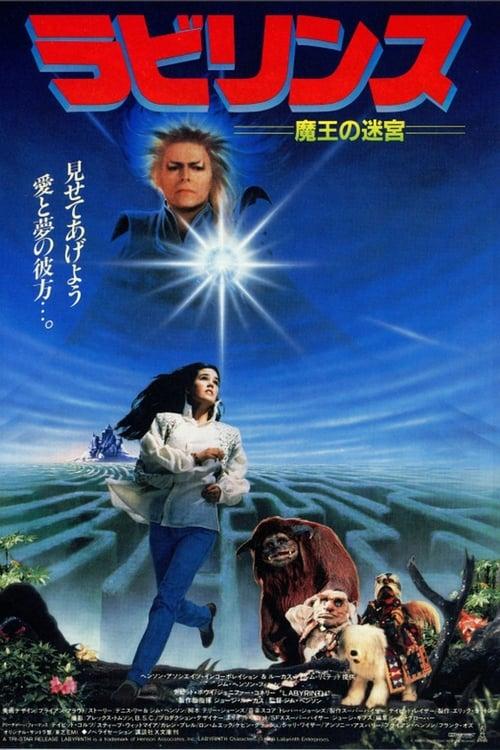 ラビリンス/魔王の迷宮 (1986) Watch Full Movie Streaming Online