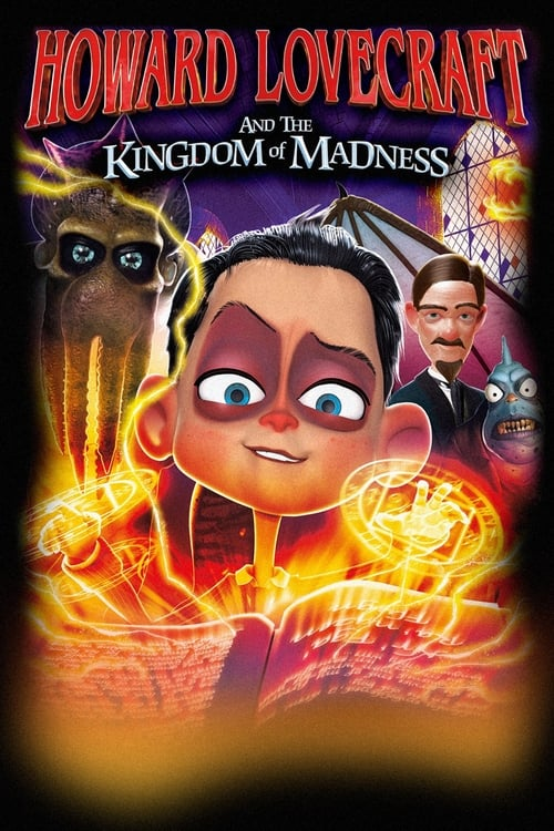 watch Howard Lovecraft and the Kingdom of Madness full movie online stream free HD