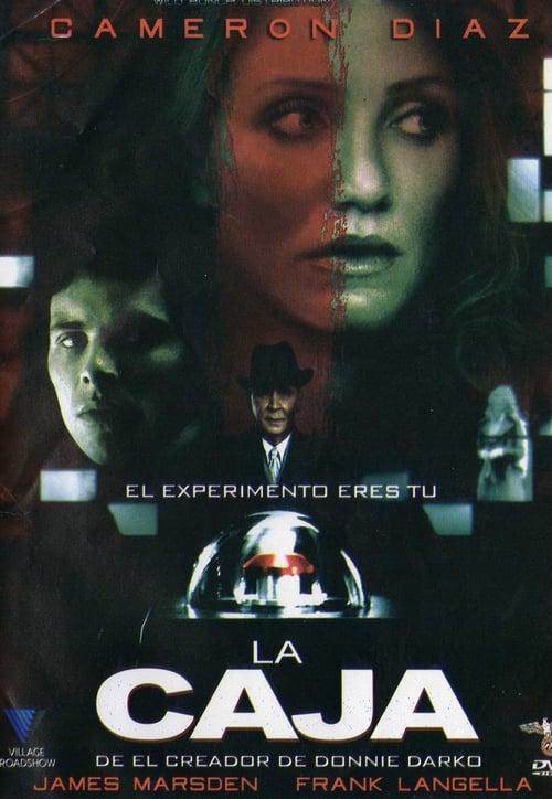 The Box (2009) PelículA CompletA 1080p en LATINO espanol Latino