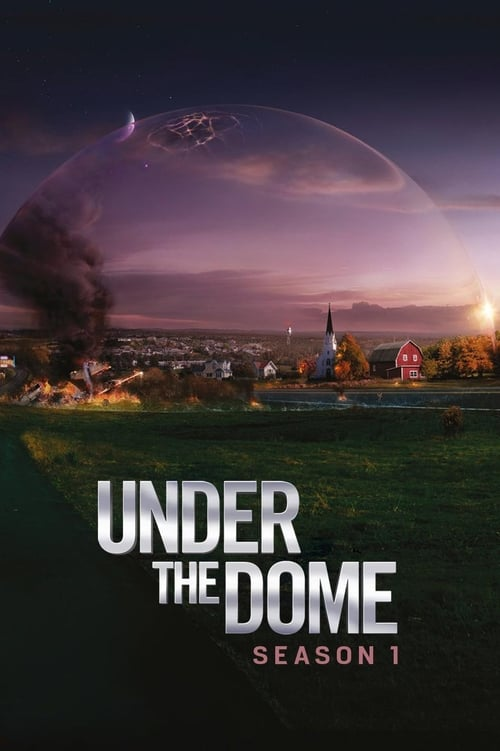 Cover of the Season 1 of Under the Dome