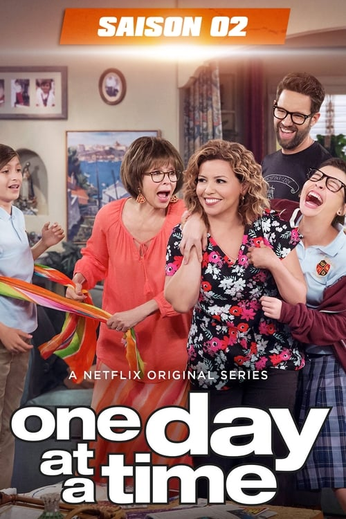 Cover of the Season 2 of One Day at a Time
