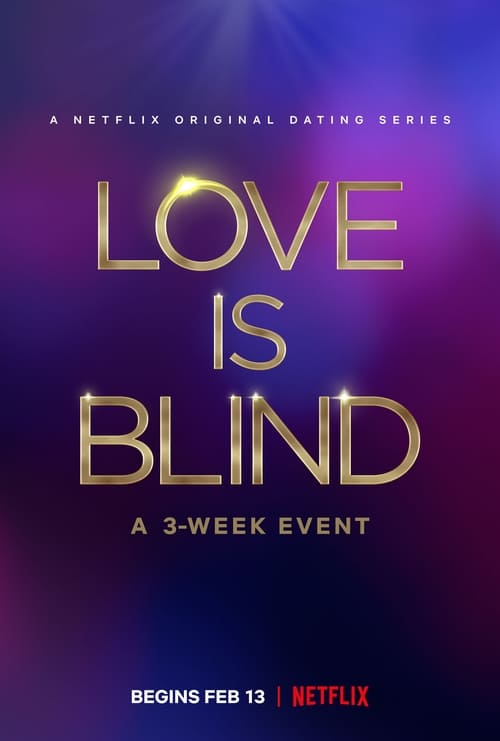 Cover of the Season 1 of Love is Blind