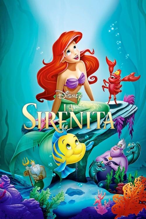 La Sirenita (1989) Repelisplus Ver Ahora Películas Online Gratis Completas en Español y Latino HD
