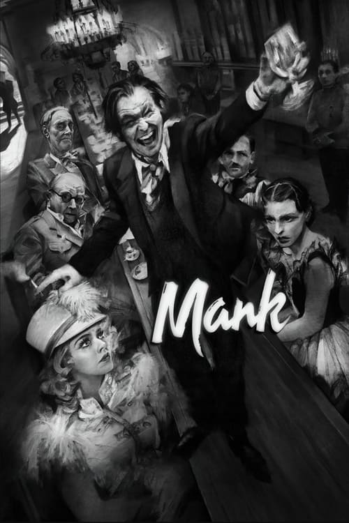 Mank (2020) Poster