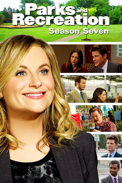 Cover of the Season 7 of Parks and Recreation